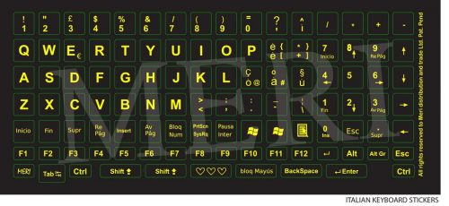 Italian Keyboard — ZwiftItaly
