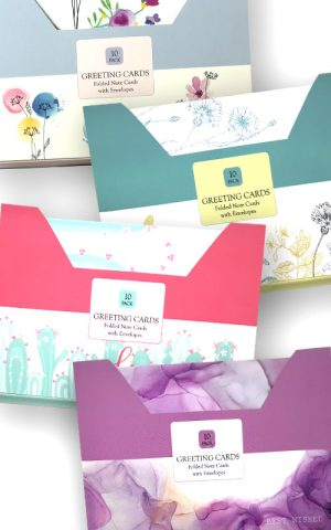 Greeting Cards Packs